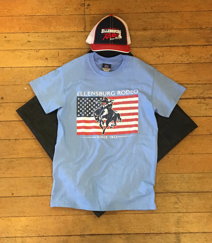 T-Shirt - Patriot Lt. Blue