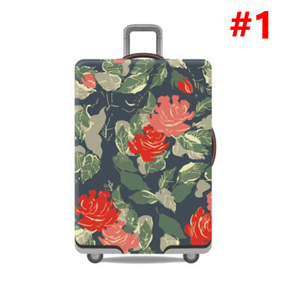(Last day promotion)Luggage case decorative protective case-buy 2 free shipping