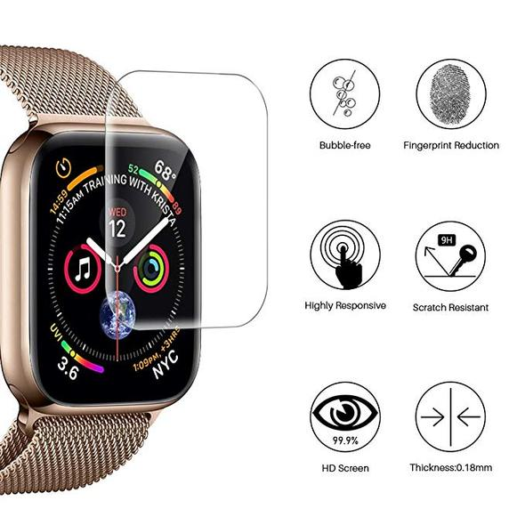 (50% discount)Apple Watch4/3/2/1 Tempered Glass Screen