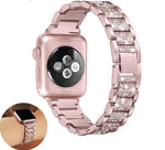 apple watch stainless steel wrist bracelet belt