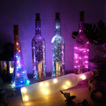 (70% OFF)Holiday promotion-Diy led wine bottle light