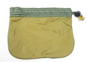 HEAVENDROPt Parachute Pouch (Yellow/Green)