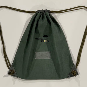Heavendropt Drawstring Backpack (T-10 Personal Chute)