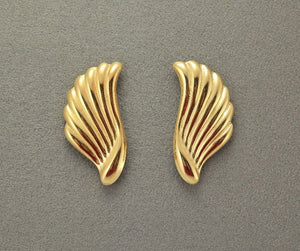 Large Wing Magnetic Non Pierced Clip Earrings - Laura Wilson Gallery