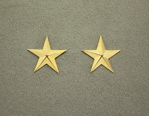 23 mm Gold or Silver Magnetic Star Earrings - Laura Wilson Gallery
