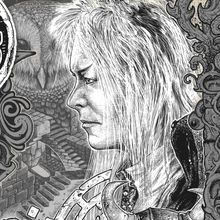 Bez x The Labyrinth (Jareth, the Goblin King)