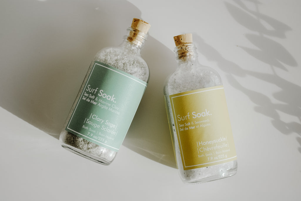 New Scents Now Available! Try our Honeysuckle and Clary Sage