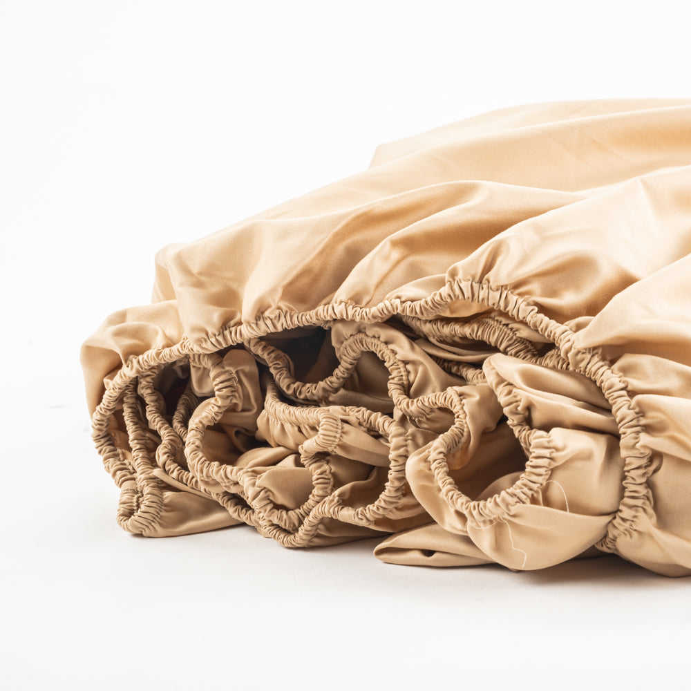 ORGANIC SAVANNAH™ FITTED SHEETS