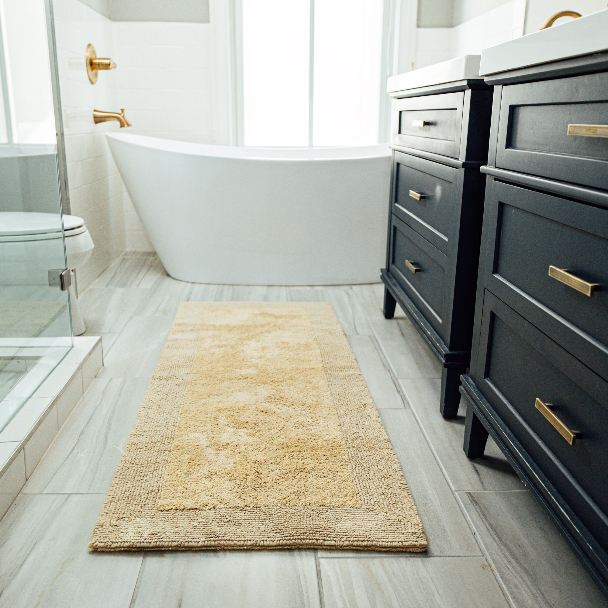 Puro Bath Rug Collection