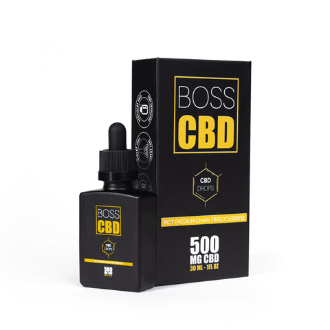 BOSS Supplement MCT 30 ML