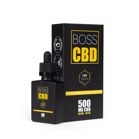 BOSS Supplement Milk Thistle 30 ML