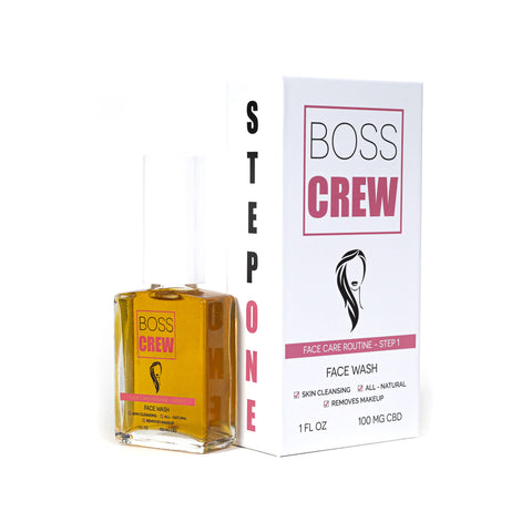 BOSS Women's Face Wash