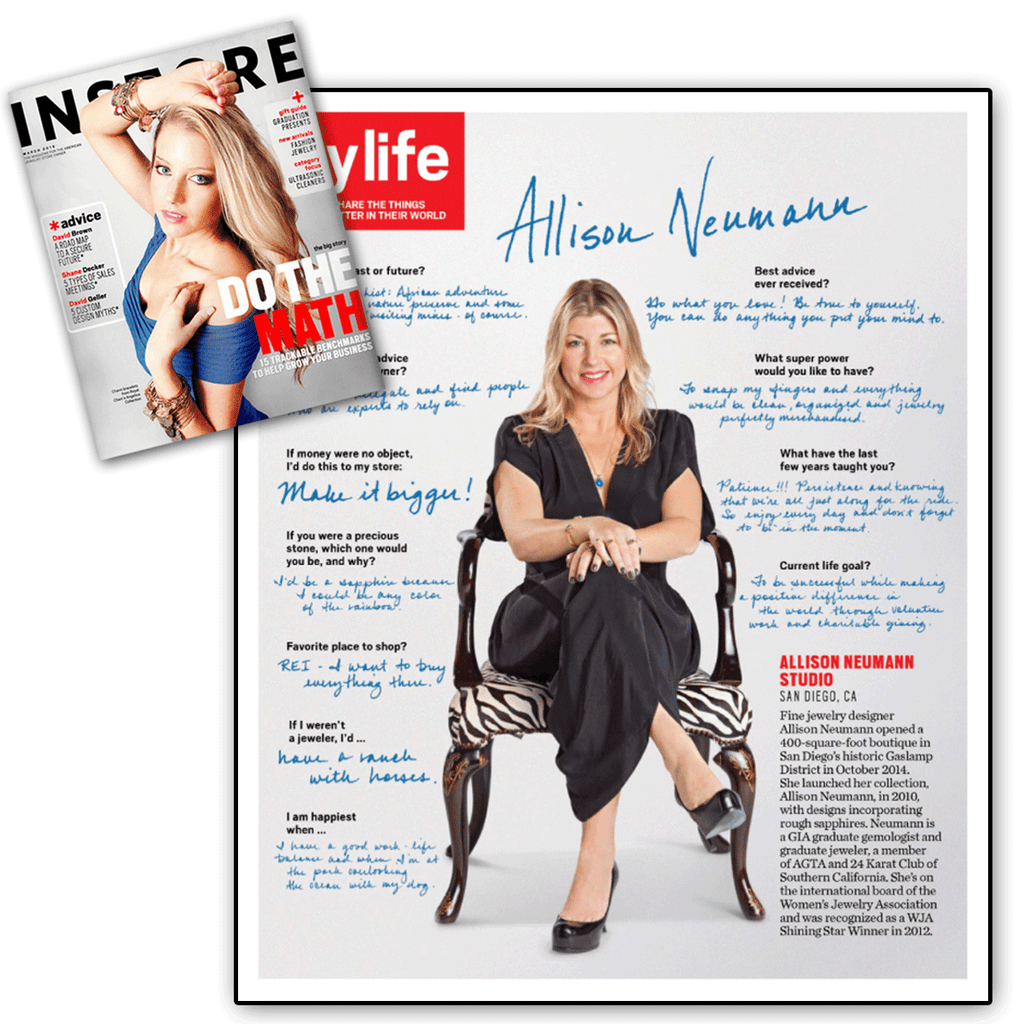 InStore Magazine | Behind the Scenes with Owner Allison Neumann