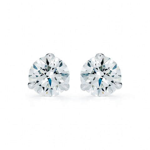 Diamond Studs Diamond Earrings Allison Neumann Fine Jewelers San Diego