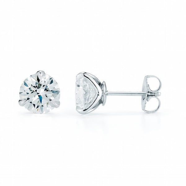 Diamond Studs Diamond Earrings San Diego Allison Neumann Fine Jewelers