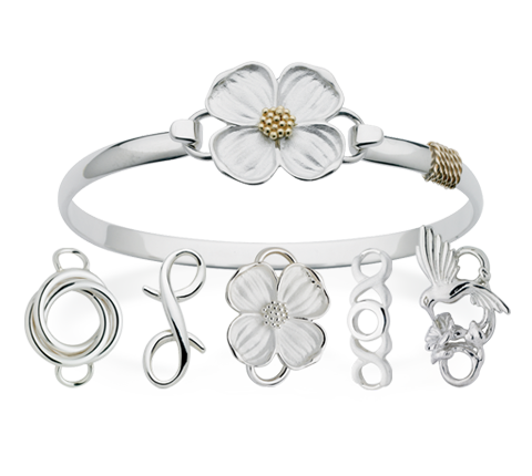 Convertible Bracelet - SS Polished