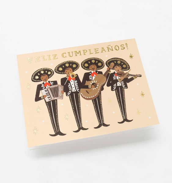 Rifle Paper Mariachi Birthday Card