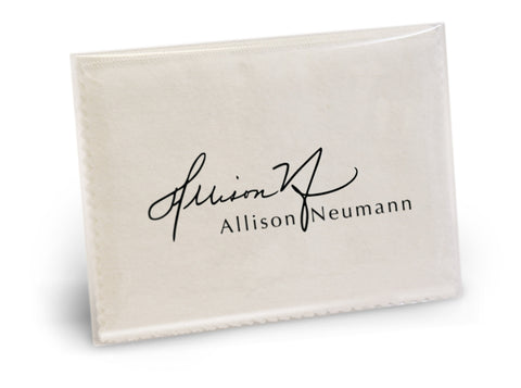 Allison Neumann San Diego Jeweler Polishing Cloth