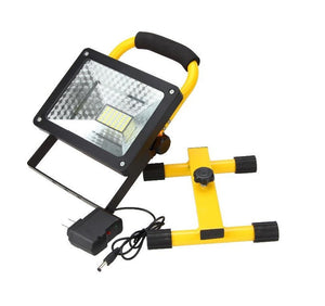 30w RECHARGEABLE LED FLOOD LIGHT