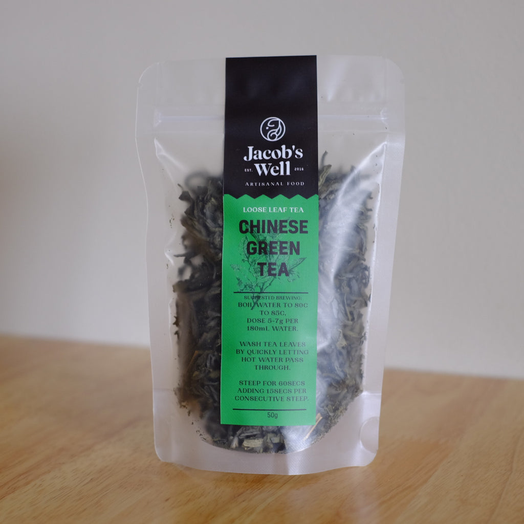 Chinese Green Tea 50g