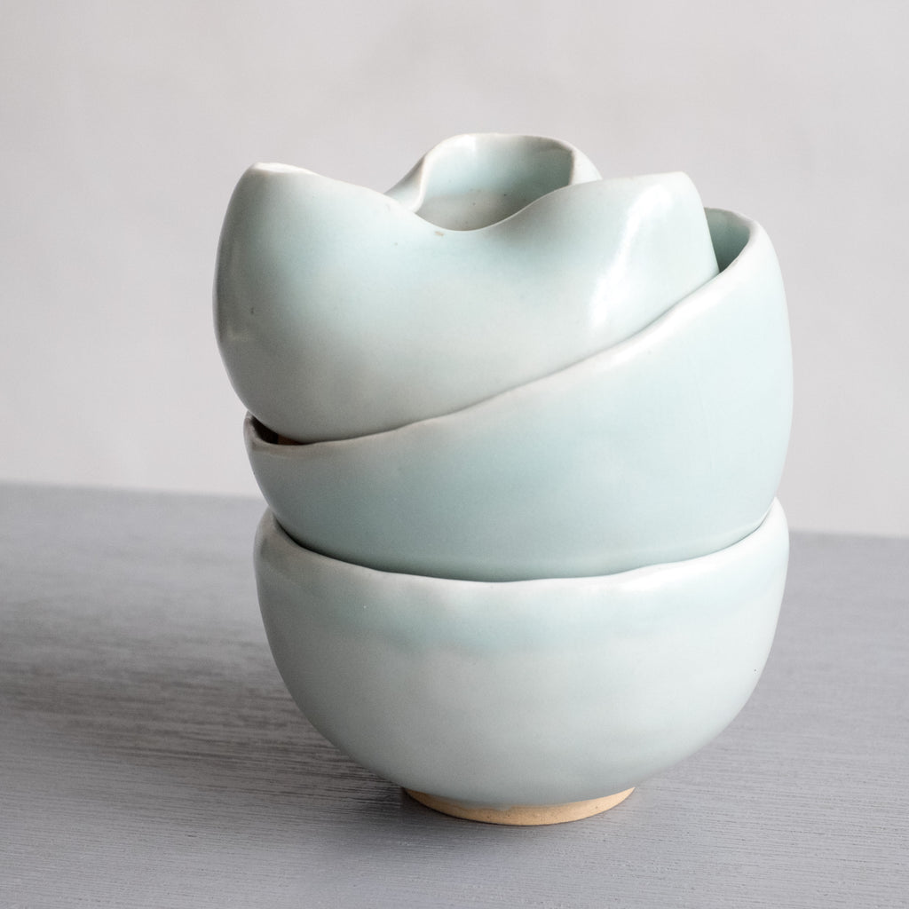 Teal Ceramic Set