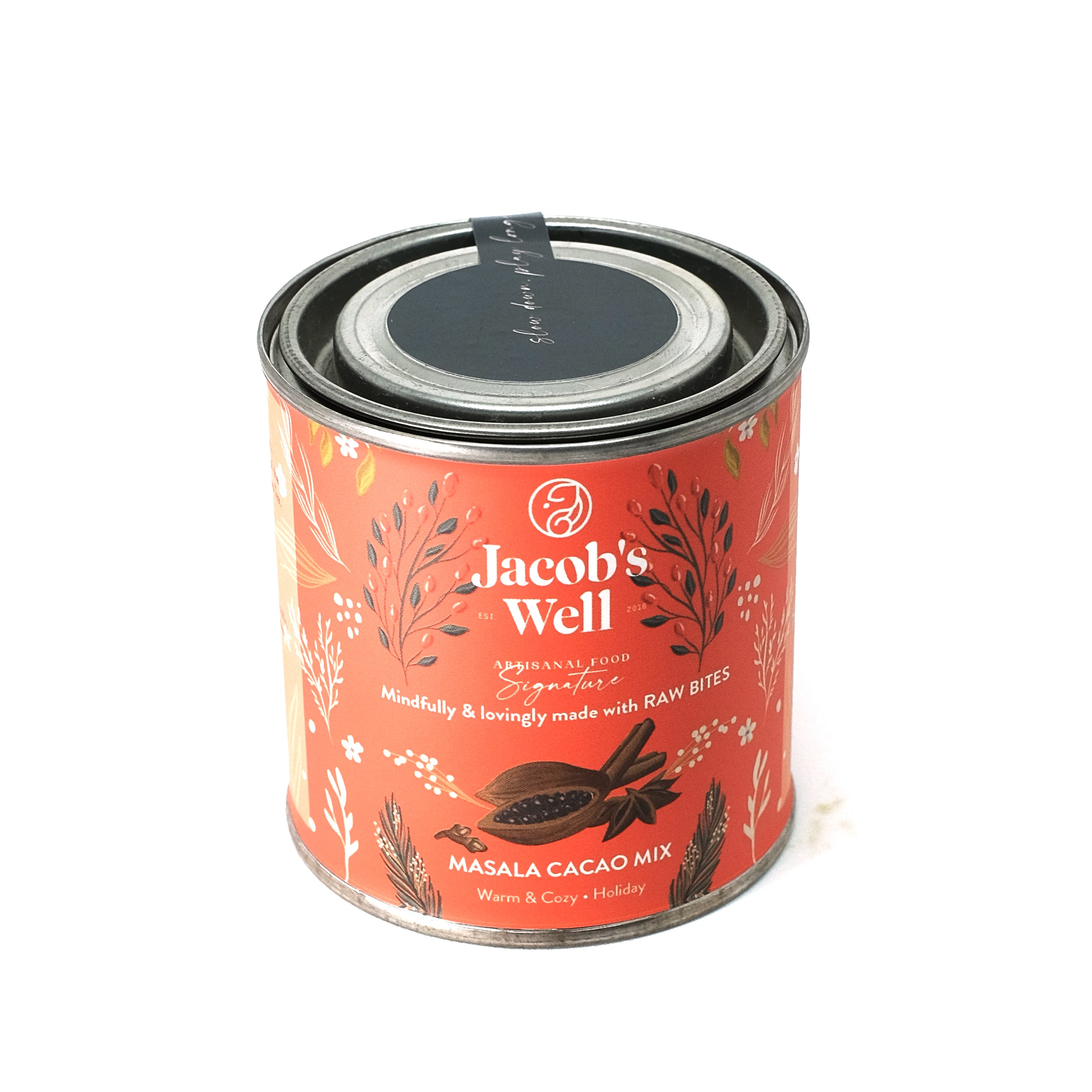 Jacob's Well Signature - Masala Cacao Mix (90g)