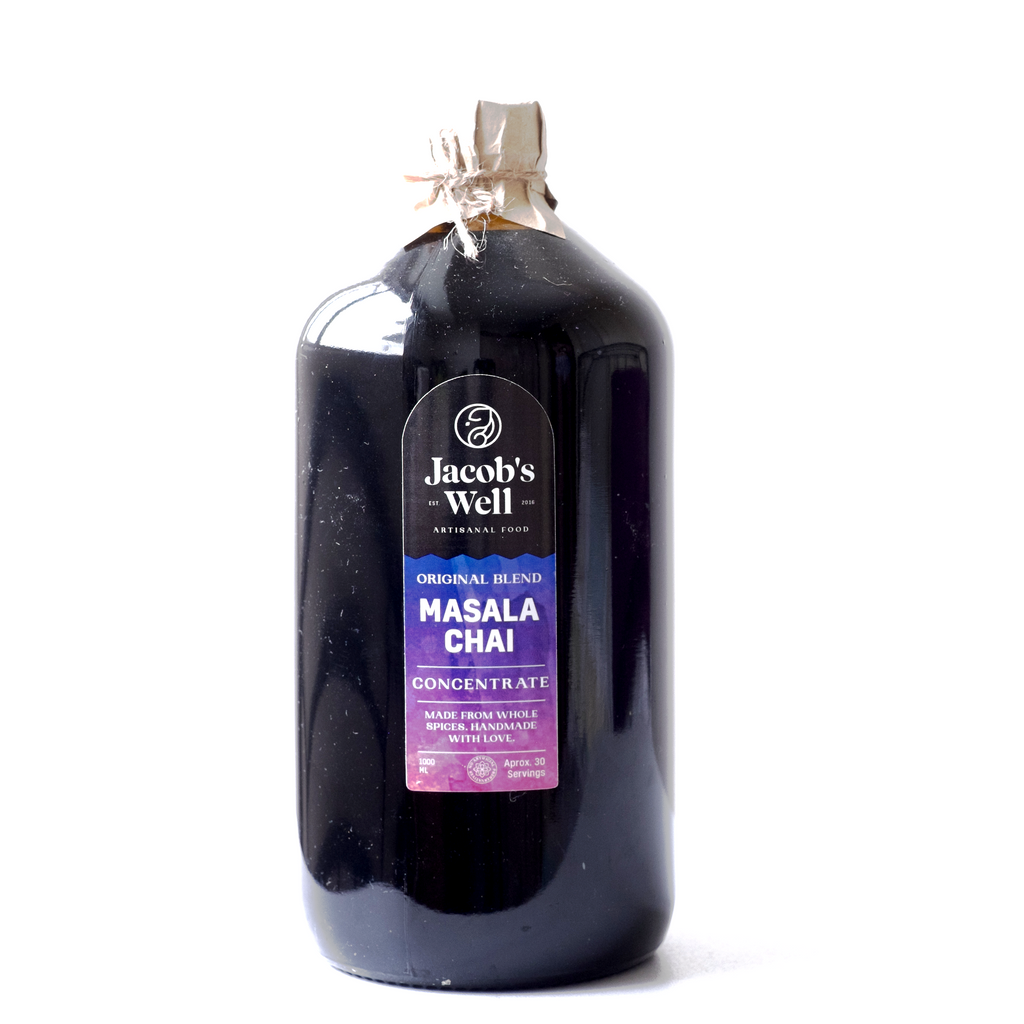 Jacob's Well Chai 1 Liter - Original Blend