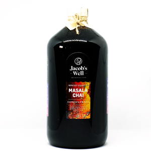 Jacob's Well Chai 1 Liter - Spiced Vanilla