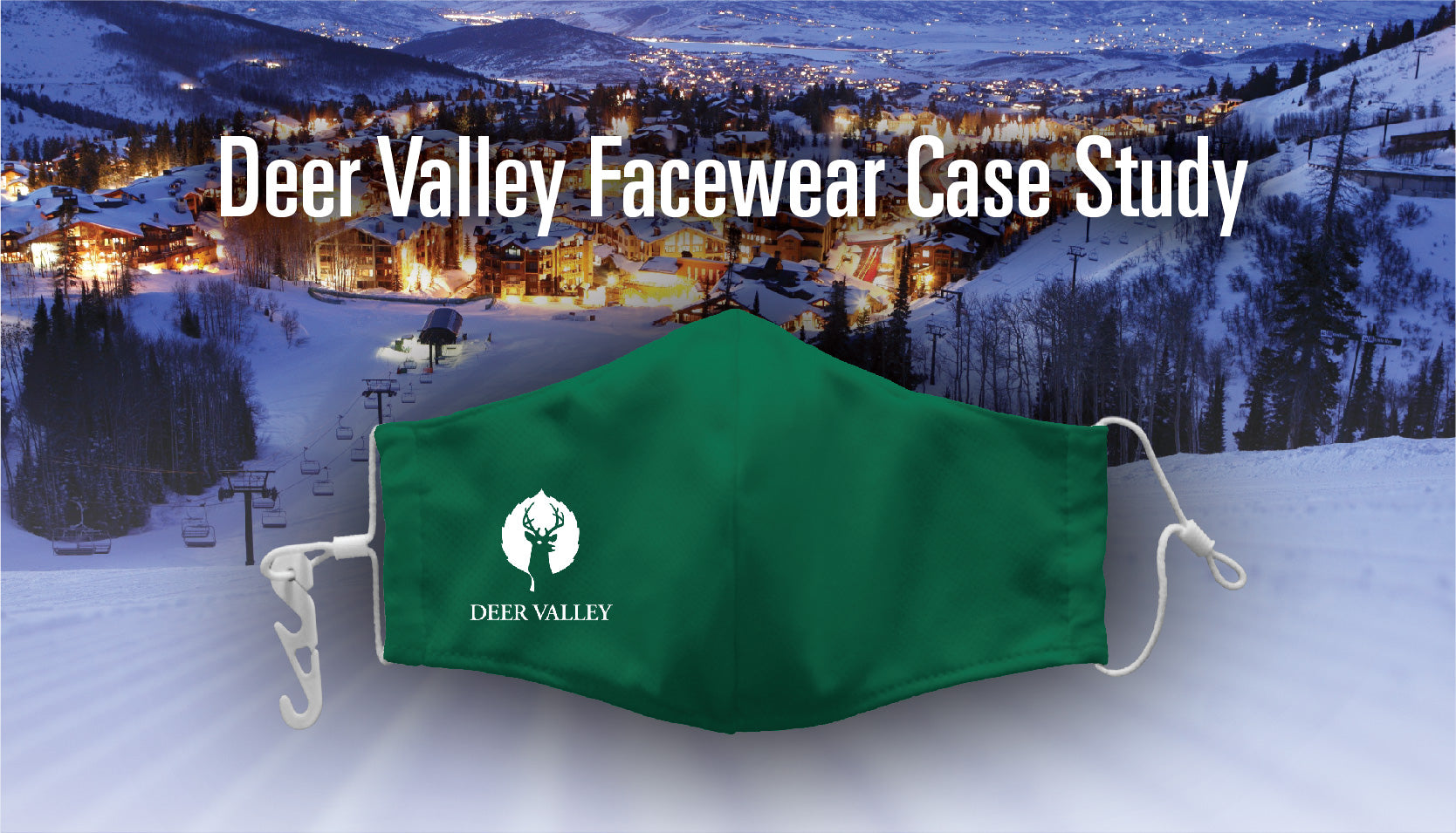 How ChicoBag Custom Reusable Face Masks Helped Deer Valley Resort Maintain Sustainable Standards