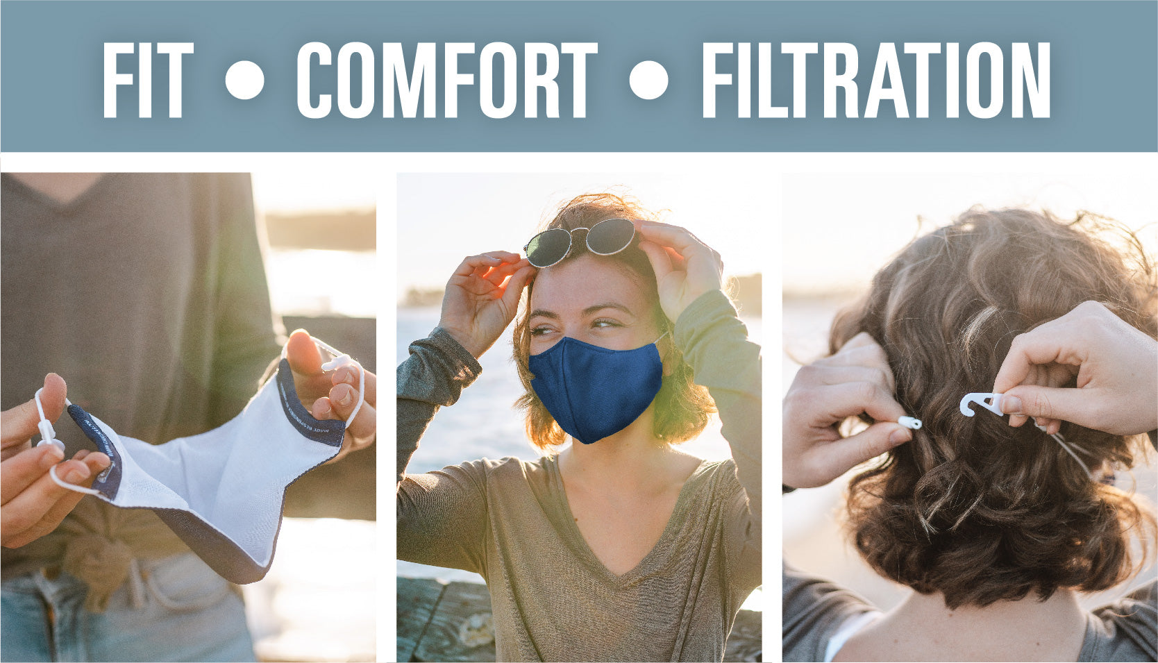 Fit, Comfort, Filtration: 3 Essential Qualities of an Effective Facemask