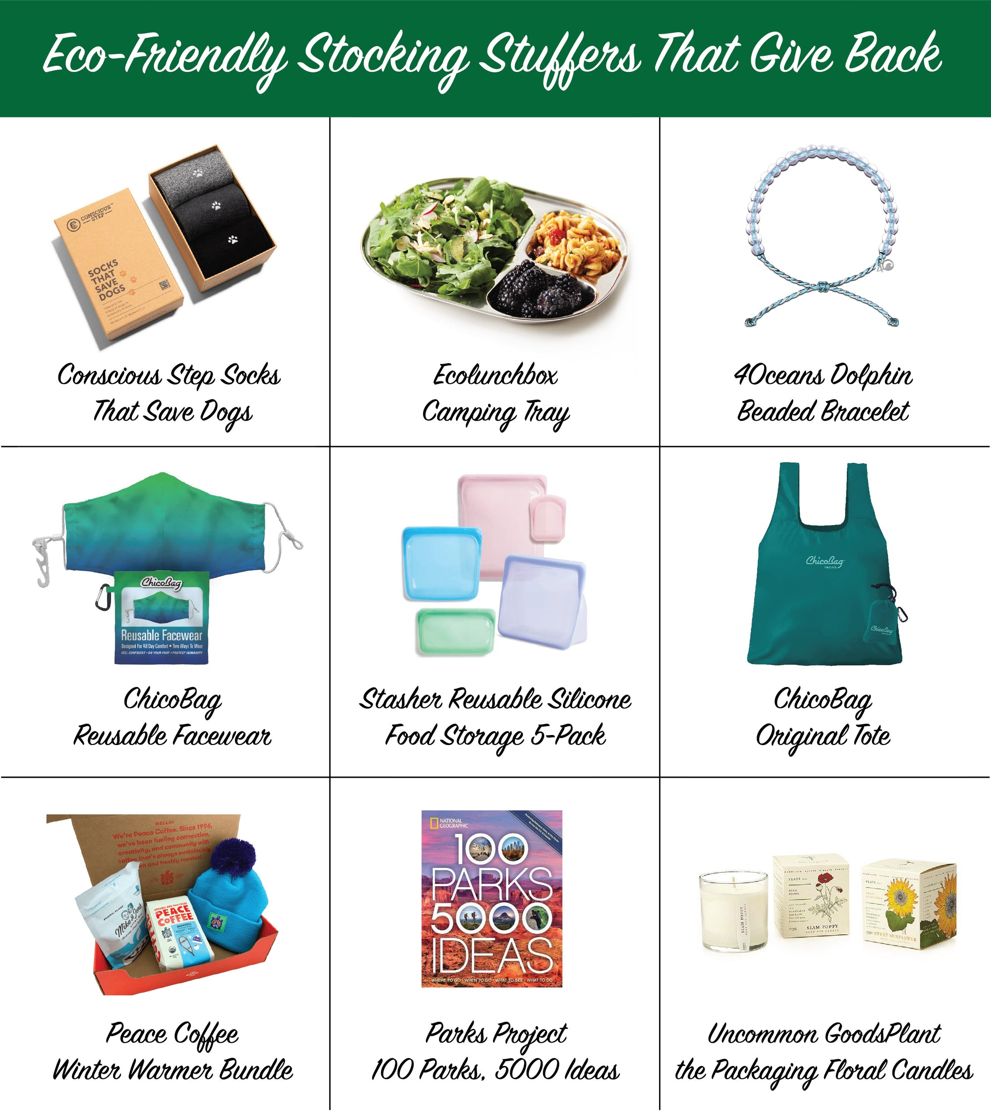Sustainable Gift Ideas under $50