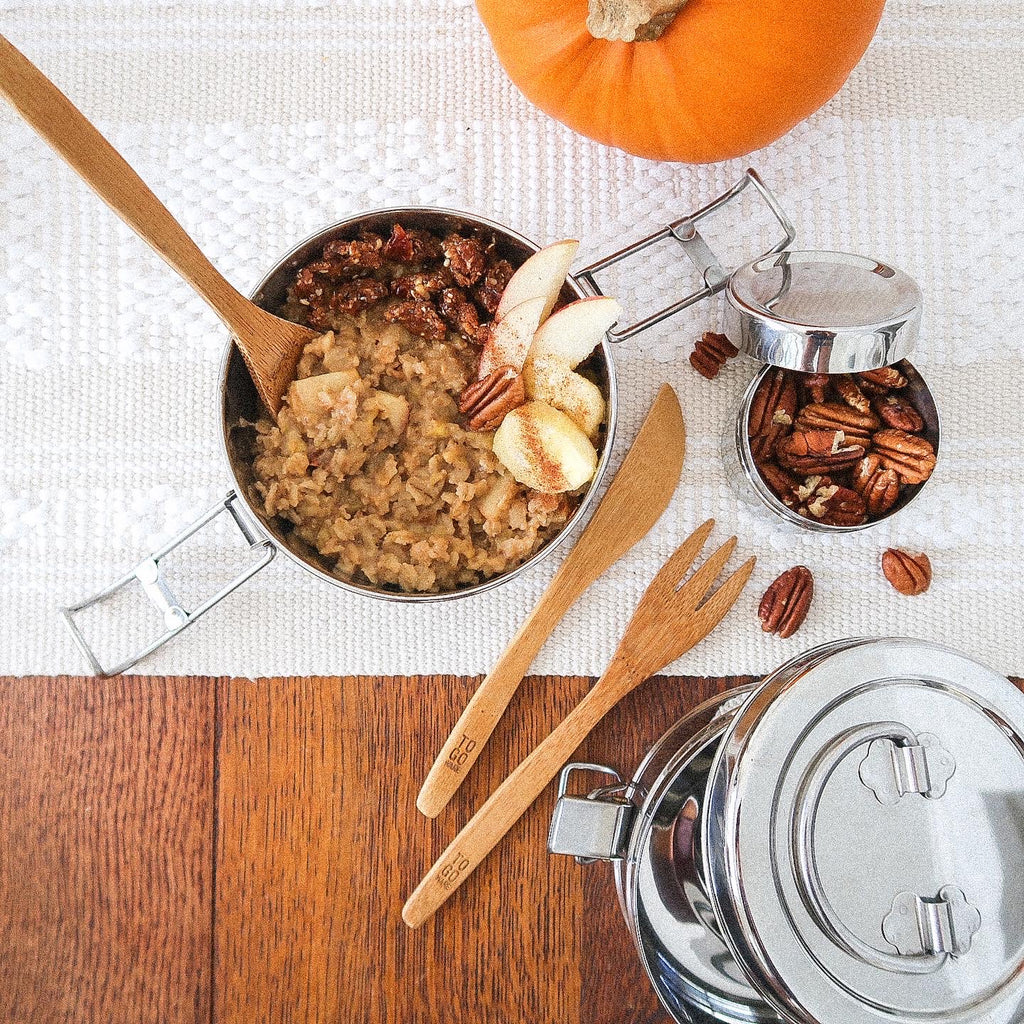 Cozy Pumpkin Spice Oats Just In Time For The Holiday Season