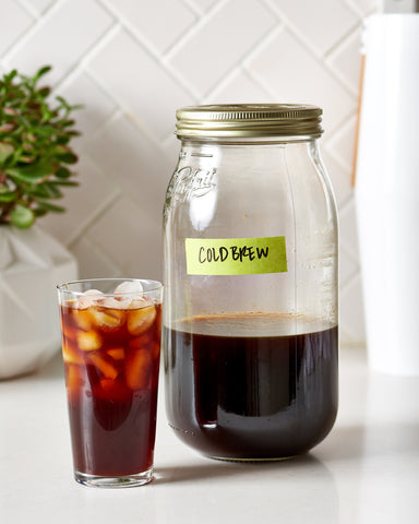 DIY Cold Brew