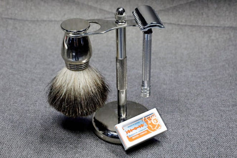Reusable Razor