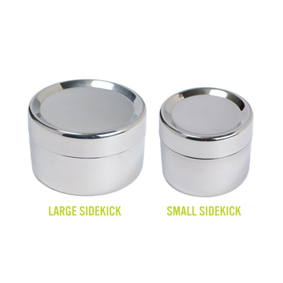 Sidekick Stainless Containers