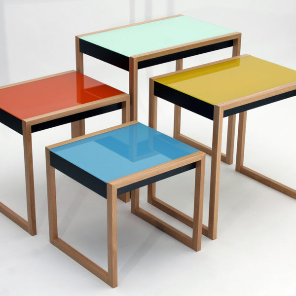 Nesting Tables by Josef Albers - Bild 2