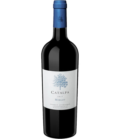 2017 Merlot Catalpa, Single Vineyard, Bodega Atamisque, Mendoza, Argentinien - Bild 1