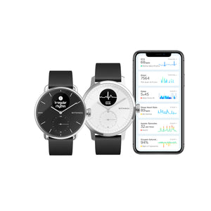 Withings ScanWatch 42 mm black