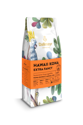 Röstkunst Hawaii Kona Extra Fancy 250g ganze Bohne