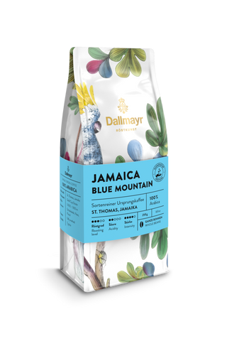 Röstkunst Jamaica Blue Mountain 250g ganze Bohne