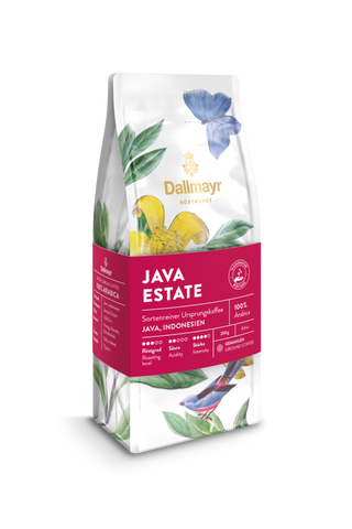 Röstkunst Java Estate 250g gemahlen