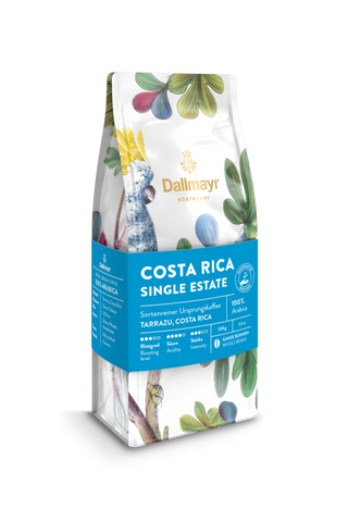 Röstkunst Costa Rica Single Estate 250g ganze Bohne