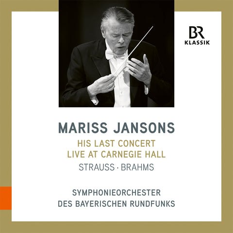 Mariss Jansons - his last Concert live at Carnegie Hall
