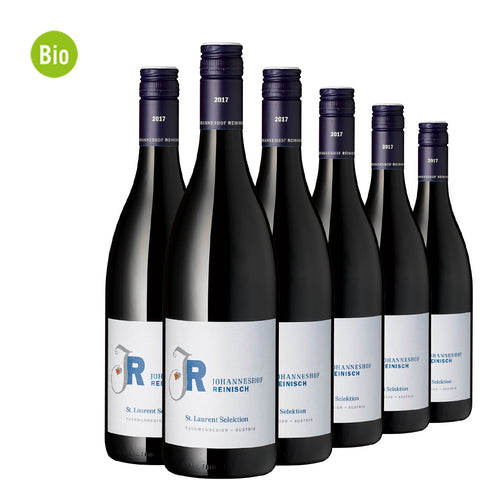 2017 St. Laurent Selektion, Reinisch, 6er-Paket