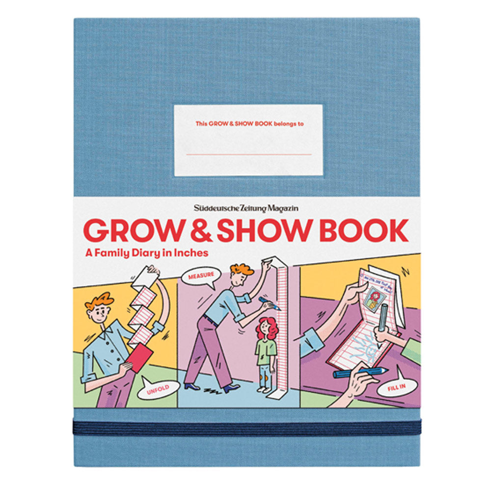 Grow & Show Book Blue - Bild 1