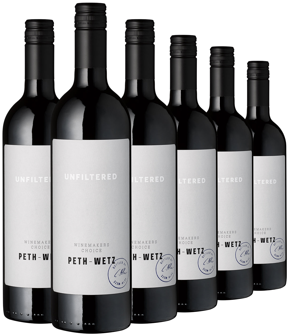 2017 Winemakers Choice, Peth-Wetz, 6er Paket - Bild 1