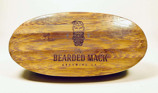 Beard Brush-beard brush, brush-The Bearded Mack Grooming CO-The Bearded Mack Grooming CO