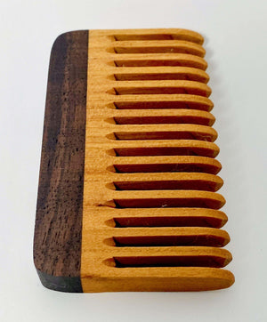 Handmade Beard Comb-Exclusive to The Bearded Mack