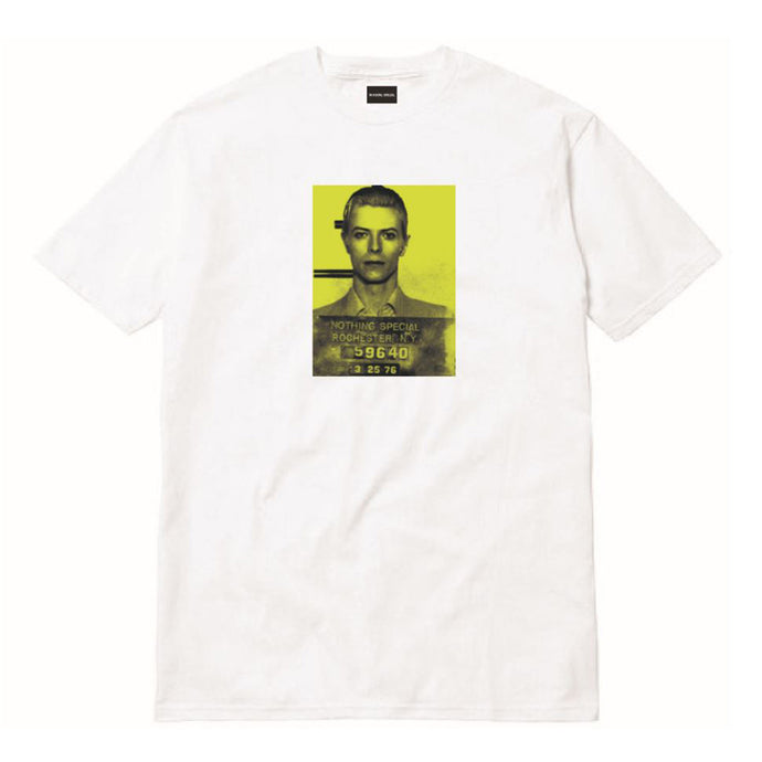 Nothing Special NYC Bowie T-shirt - White