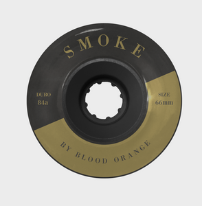 blood-orange-smoke-66mm-84a Switchback Longboards